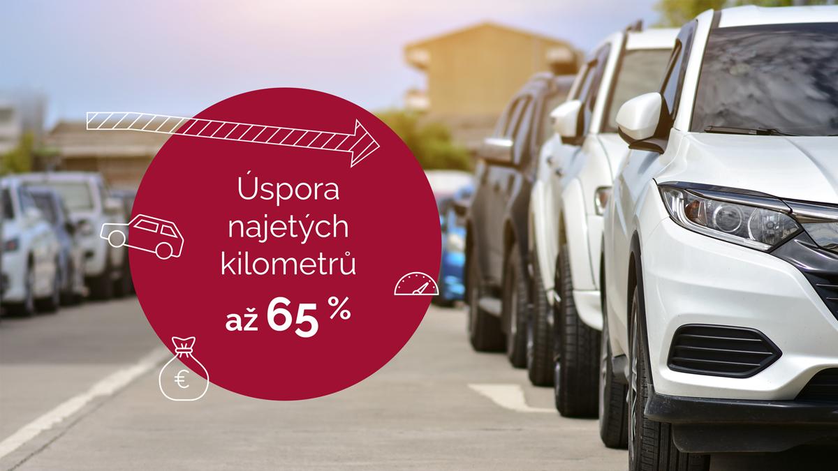 optimalizace nákladů a monitoring vozidel