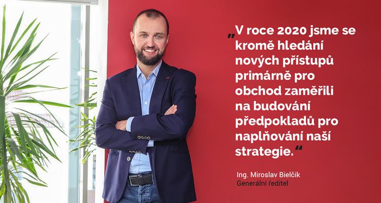 Miroslav Bielčik - generální ředitel