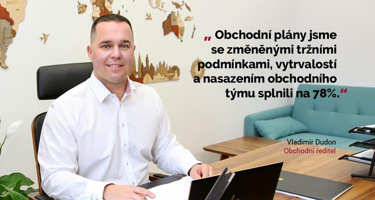 Vladimír Dudon - obchodní ředitel